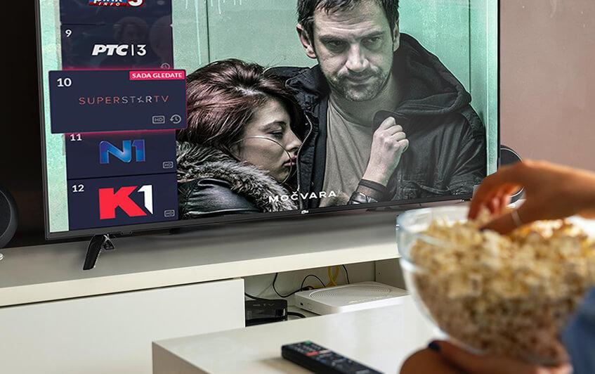 Nije svaki TV Laki