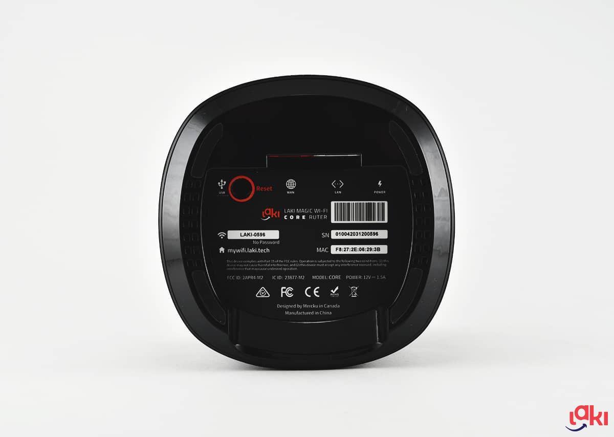 Laki Wi-Fi Core